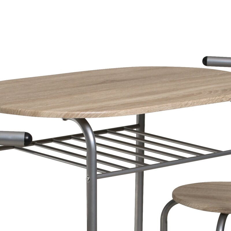 home haus essgruppe ulm mit 2 st hlen bewertungen. Black Bedroom Furniture Sets. Home Design Ideas