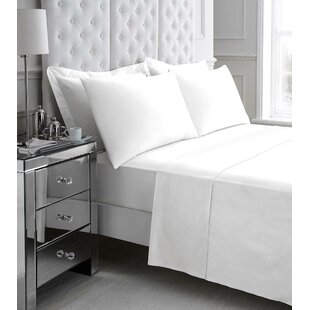 Small Double Fitted Bed Sheets | Wayfair.co.uk