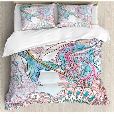 Girls Mermaid Bedding Wayfair