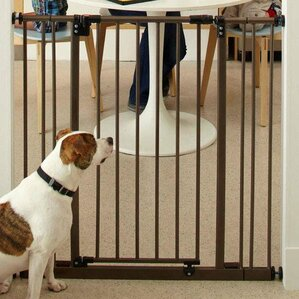 Extra Tall Deluxe Easy Close Pet Gate