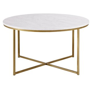 Modern Coffee Tables Allmodern Gl Table Round