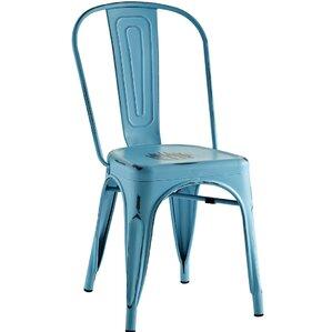 Attractive Ashlyn Metal Side Chair