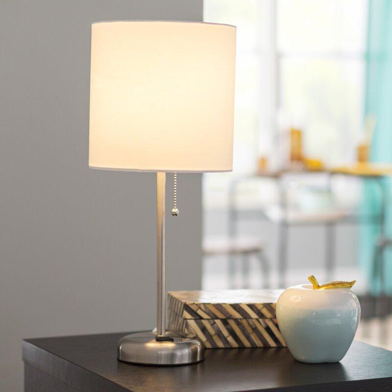 Zipcode Design Zainab 19 5 Quot Table Lamp Amp Reviews Wayfair