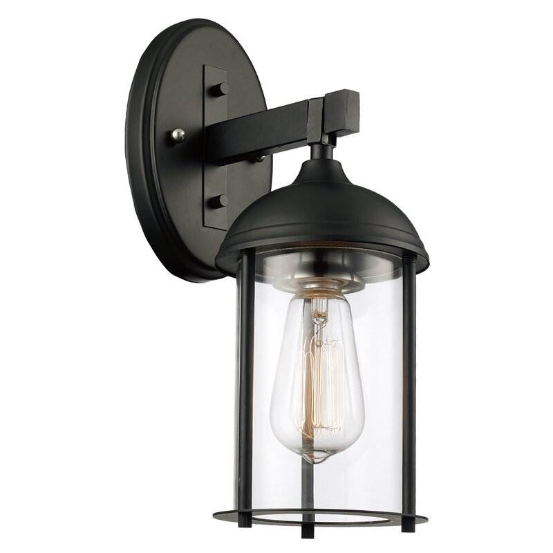 Trent Austin Design Marshall 1 Light Outdoor Wall Lantern
