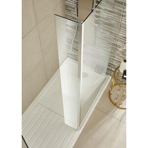 185 cm x 25 cm Duschtür Wetroom von Premier