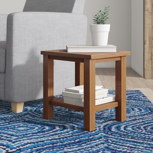 Dark Oak Side Table Wayfair Co Uk