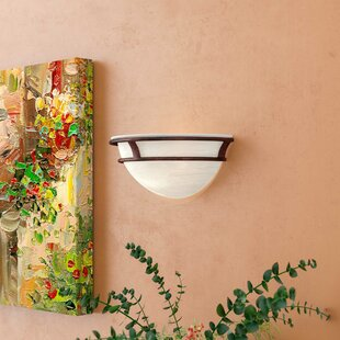 Bettye 1-Light Large Wall Sconce & Large Wall Sconce | Wayfair