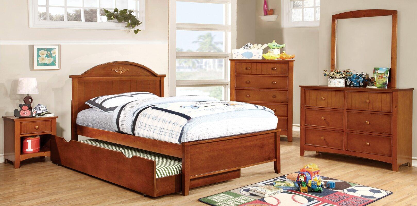 Ebern Designs Nageshwar Platform Bed Reviews: Hokku Designs Shoreman Platform Bed & Reviews
