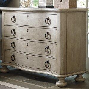 Oyster Bay Bridgeport Bachelor's 4 Drawer Dresser by Lexington