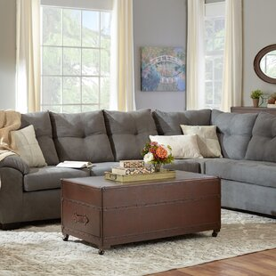 Microfiber Sectional Sofas Youll Love Wayfair