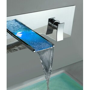 Modern U0026 Contemporary Bathtub Faucets Youu0027ll Love | Wayfair