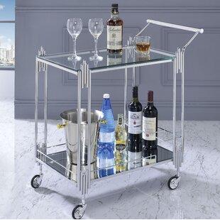 Burleson Bar Cart