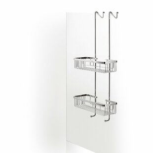 Snowhill Bathroom Over the Door Shower Caddy | Wayfair