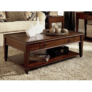Fitzhugh Coffee Table by Darby Home Co