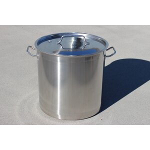 Triply Bottom Stainless Steel Brew Pot and Kettle