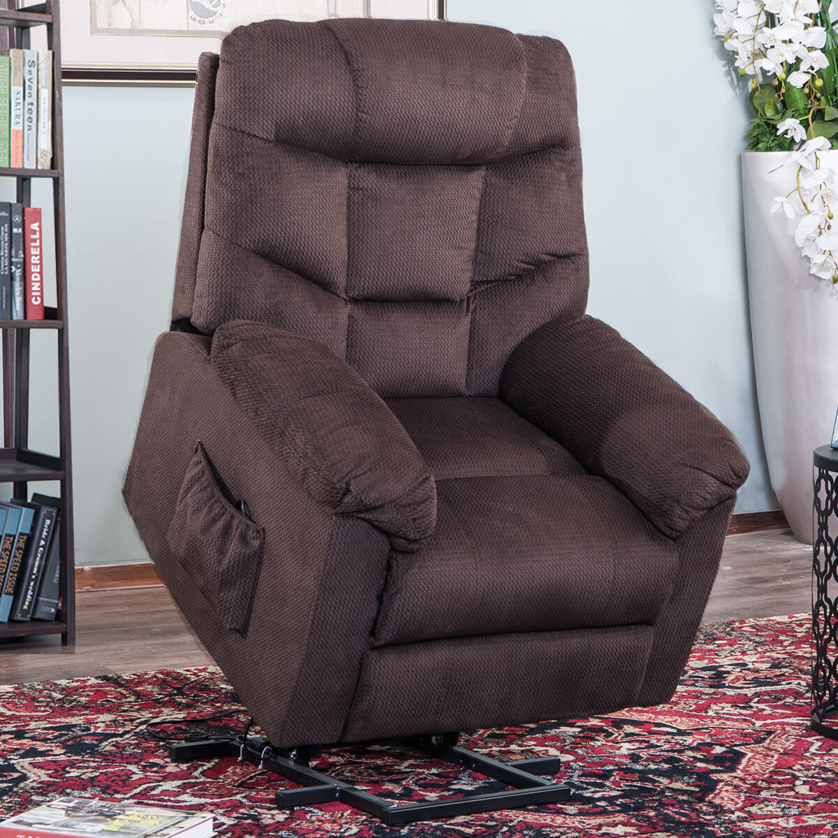 Marvelous Lexington Avenue Power Lift Assist Recliner Onthecornerstone Fun Painted Chair Ideas Images Onthecornerstoneorg