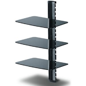 TygerClaw Triple Layer DVD Shelf by Homevisi..