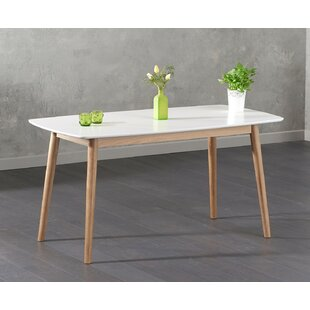 White Washed Oak Dining Table Wayfaircouk - White washed oak dining table
