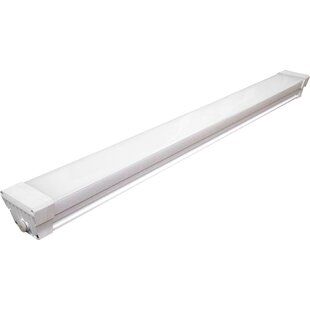 Suspended linear lighting Exposed Ceiling 48 Wayfair Suspended Linear Lighting Wayfair