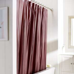 Red Shower Curtain Liners Youll Love