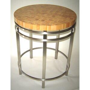 Metropolitan Designer Prep Table with But..