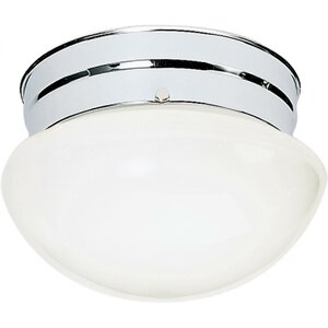 Janice 1-Light Flush Mount