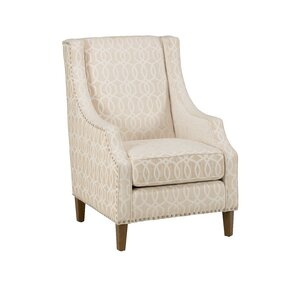 Rucker Wingback Chair by Willa Arlo Interiors