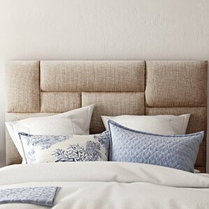 Siegrist Upholstered Panel Bed by Brayden Studio