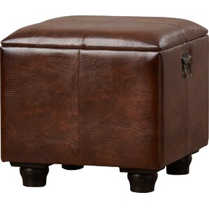 Stone Castle Indoor 16-Inch Ottoman by Astor..
