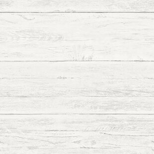 Shiplap 18 X 205 Wood Wallpaper Roll