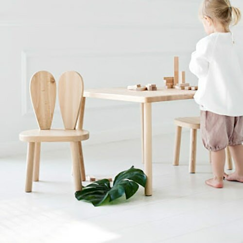 Harris Children S 3 Piece Rectangular Table And Chair Set