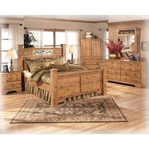 Pine Bedroom Sets Youll Love Wayfair