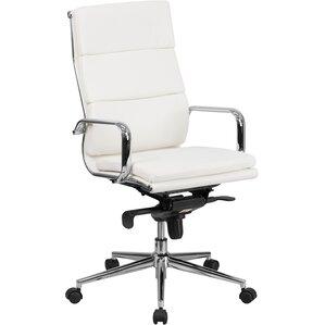 fabric office chairs you'll love   wayfair