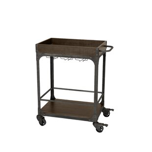 Burchett Server Bar Cart