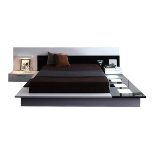 Sabra Platform Bedroom Set