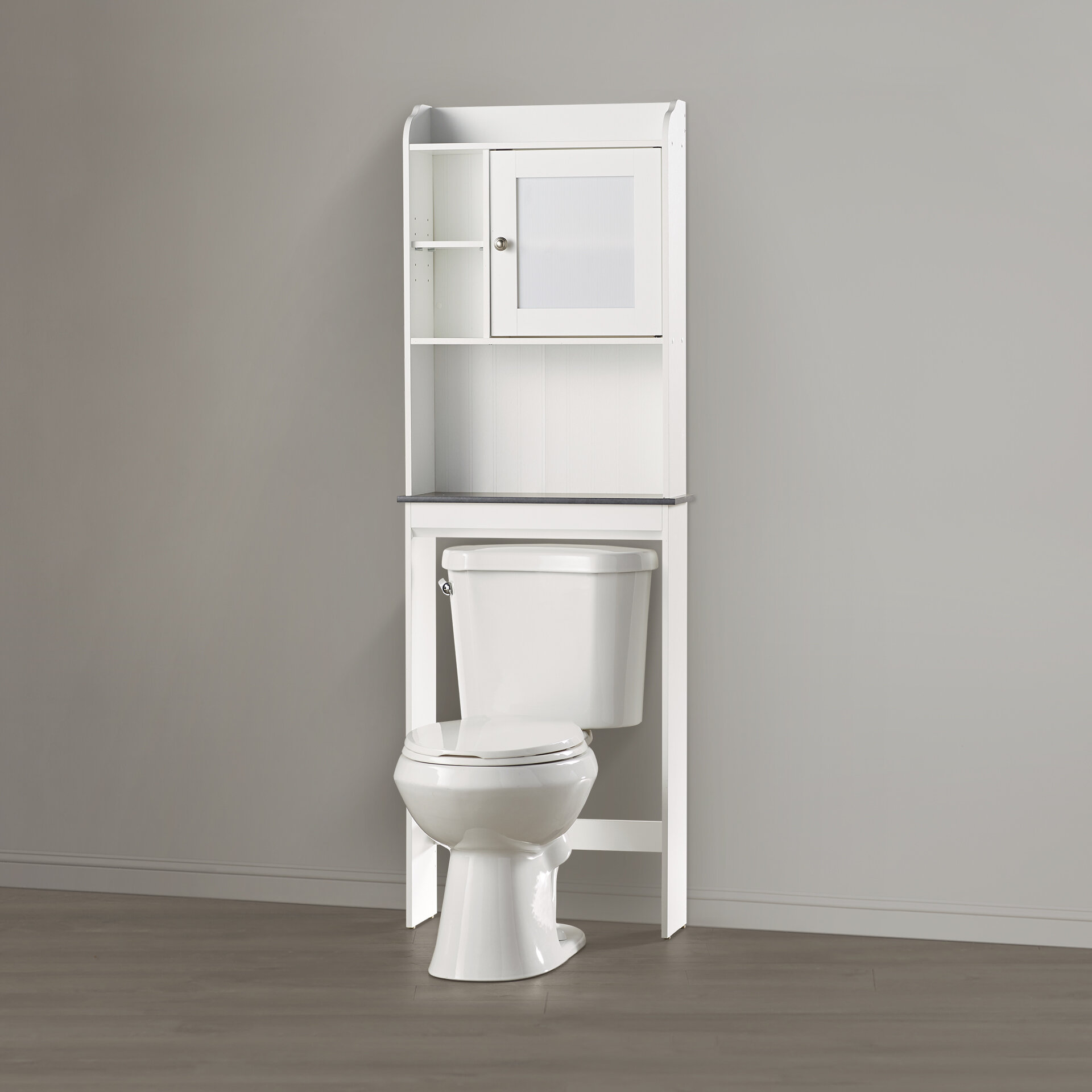 Three Posts Pinecrest Over the Toilet Storage & Reviews   Wayfair