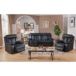 Muoi 3 Piece Living Room Set by Red Barrel Studio