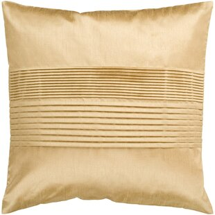 Superb Arber Pleated Throw Pillow Cover