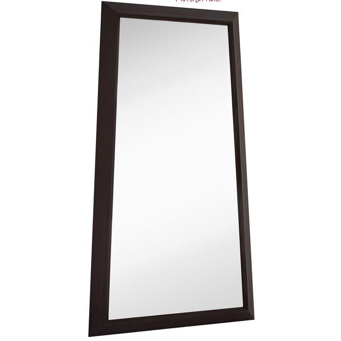 Majestic Mirror Trapezoid Framed Wall Mirror | Wayfair.ca