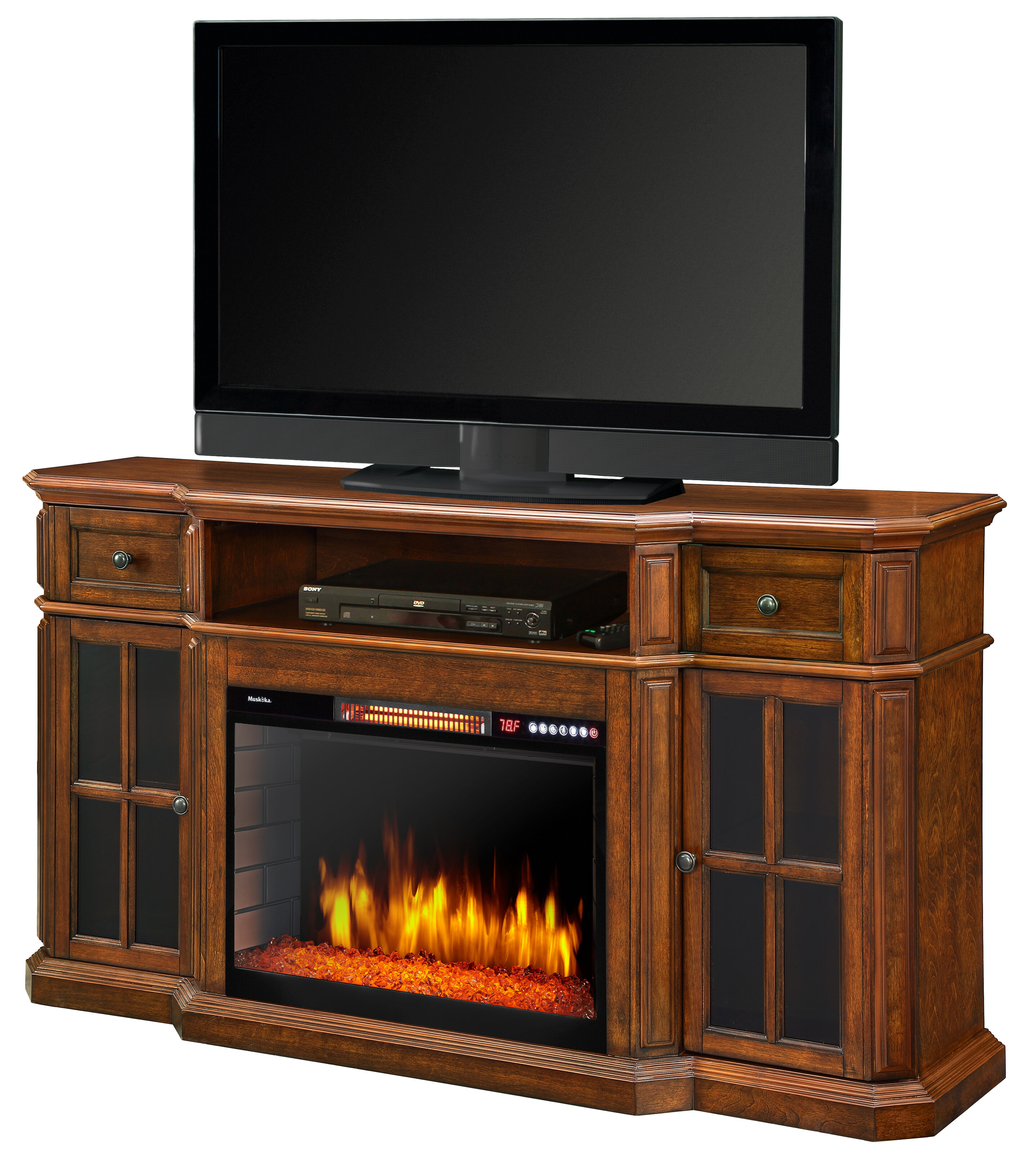 tv watch fireplaces and stand with fireplace stands youtube