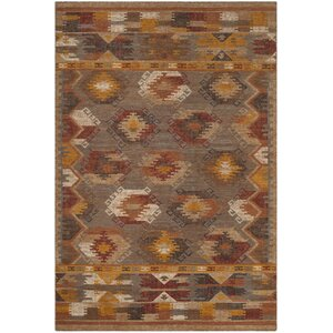 Elan Hand Woven Cotton Cream Area Rug