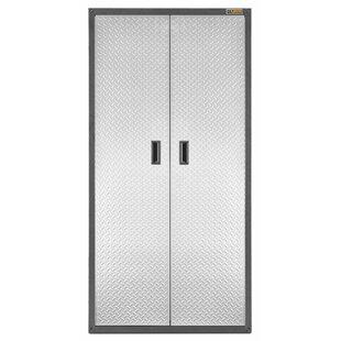Ready-to-Assemble Jumbo Gearbox 72u0027u0027 H x 36u0027u0027 W x 24u0027u0027 D Storage Cabinet  sc 1 st  Wayfair & Metal Storage Cabinets Youu0027ll Love | Wayfair