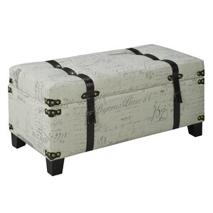 Upholstered Storage Ottoman by..