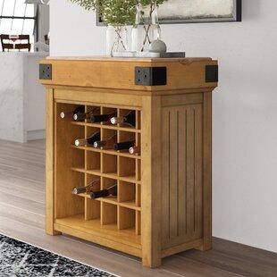Emmy 25 Bottle Floor Wine Rack