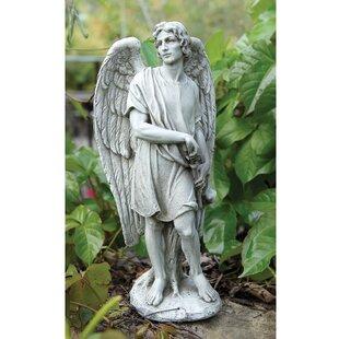 Male Garden Angel Statue