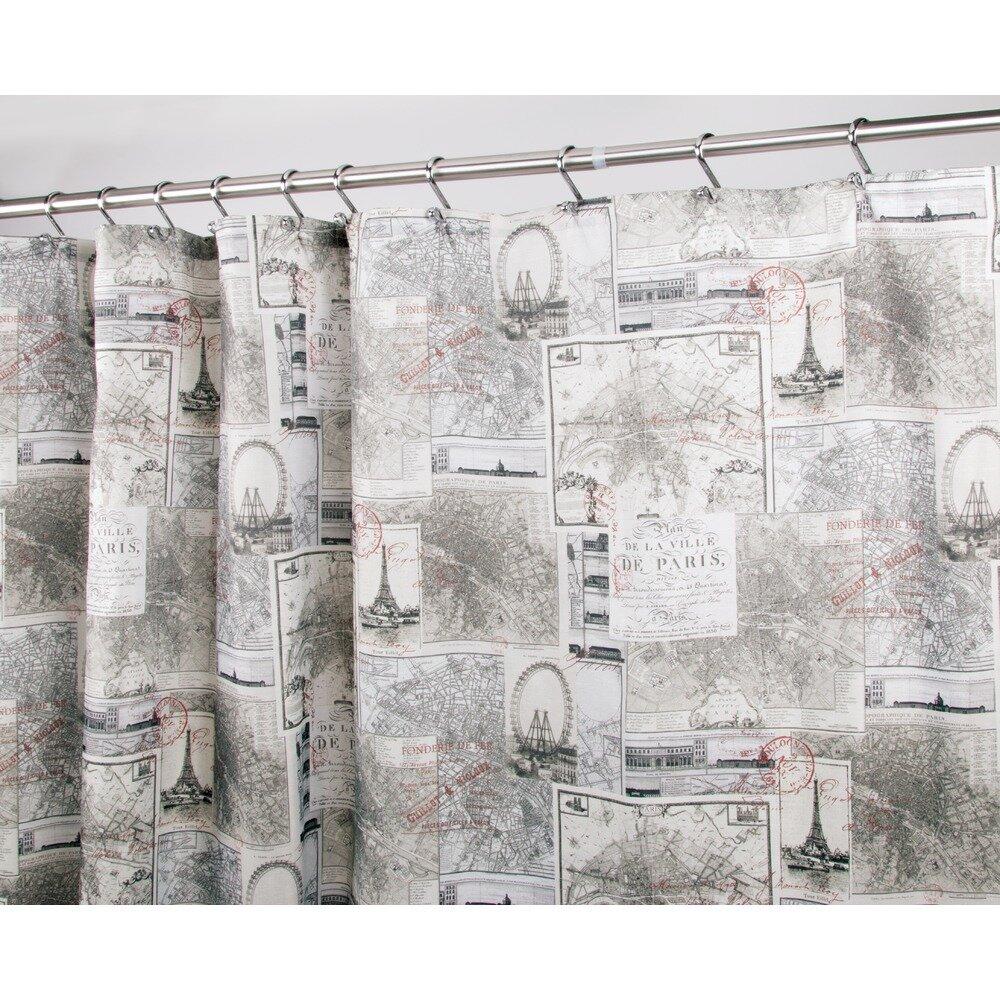 InterDesign Paris Shower Curtain Reviews