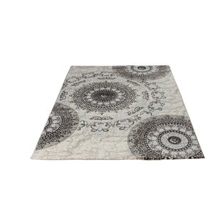 Morton Beige Rug by Charlton Home