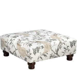 Champigny Square Cocktail Ottoman by Lark Ma..