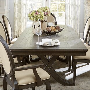 narrow dining table for small spaces cheap baltimore extendable solid wood dining table kitchen tables youll love wayfair