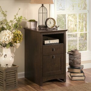 Buena Vista 2-Drawer Vertical Filing Cabinet